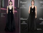 Marion Cotillard In Valentino Haute Couture - Chopard Secret Night