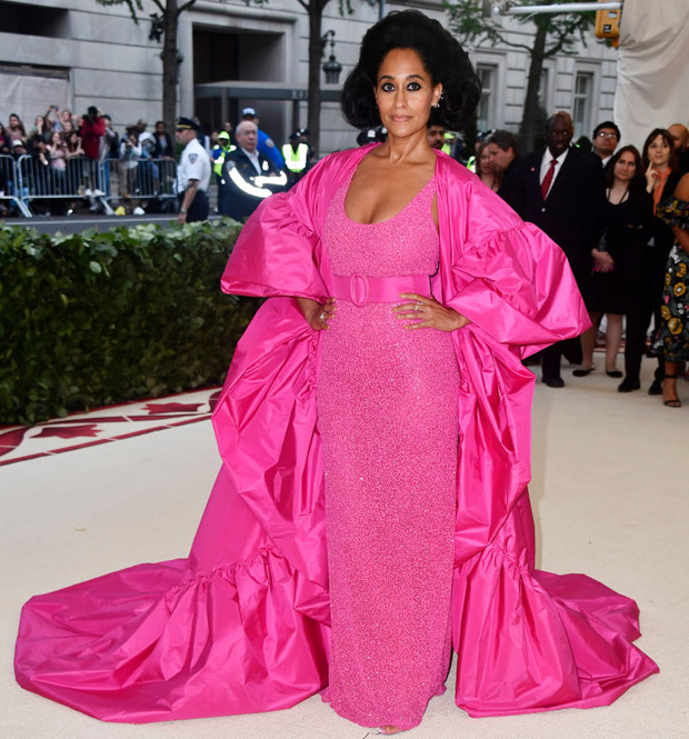 Tracee Ellie Ross in Michael Kors Collection - 2018 Met Gala