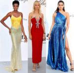 Models @ amfAR Gala Cannes 2018