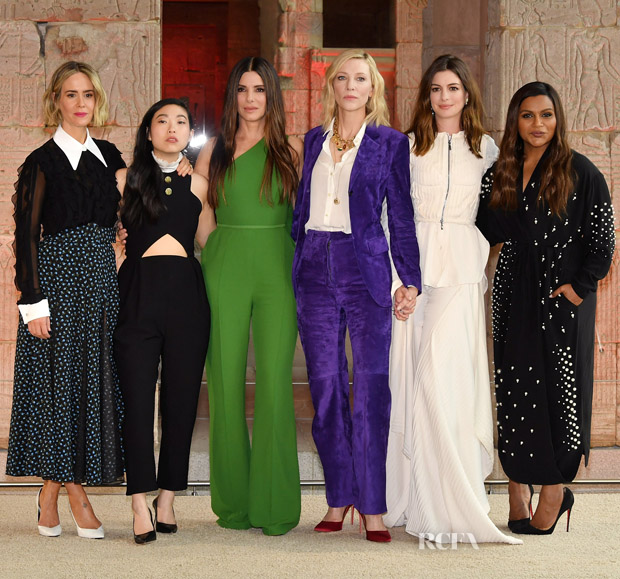 'Ocean's 8' Worldwide Photocall
