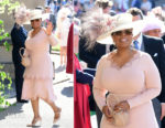 Oprah Winfrey In Stella McCartney - Prince Harry & Meghan Markle's Royal Wedding