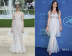 Penelope Cruz In Chanel Couture - Cannes Film Festival Gala Dinner
