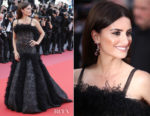 Penelope Cruz In Vintage Chanel - 'Everybody Knows' Cannes Film Festival Screening