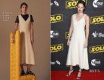 Phoebe Waller-Bridge In Rosetta Getty - 'Solo: A Star Wars Story' London Screening