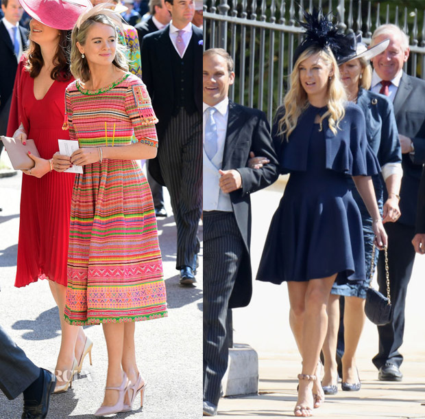 593b34c336b Cressida Bonas  Prince Harry s ex was a beauty in bold colours. There is  such a pretty joy in the look from head to pastel heels.