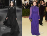 Princess Beatrice In Alberta Ferretti - 2018 Met Gala