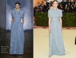 Rooney Mara In Givenchy Couture - 2018 Met Gala