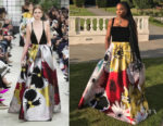 Serena Williams In Valentino - Royal Wedding Reception
