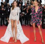'Sink Or Swim (Le Grand Bain)' Cannes Film Festival Premiere Red Carpet Roundup