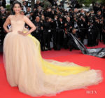 Sonam Kapoor In Vera Wang Bridal - 'Solo: A Star Wars Story' Cannes Film Festival Premiere
