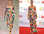 Thandie Newton In Richard Quinn - Virgin TV BAFTA Television Awards