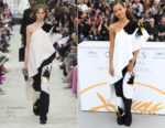 Thandie Newton In Valentino - 'Solo: A Star Wars Story' Cannes Film Festival Photocall
