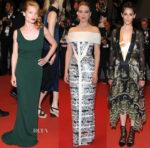'Under The Silver Lake' Cannes Film Festival Premiere