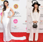 Victoria Justice at the 144th Kentucky Derby