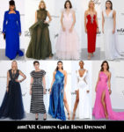 Who Was Your Best Dressed At The amfAR Cannes Gala?