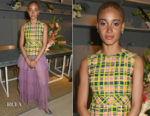 Adwoa Aboah In Burberry - Burberry x Adwoa Cocktail Party