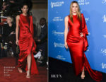 Alicia Silverstone In Christian Siriano - 'American Woman' LA Premiere