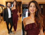 Amal Clooney In Giambattista Valli -  Giambattista Valli London Store Opening