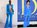 Amandla Stenberg In Rosie Assoulin - 2018 CFDA Fashion Awards