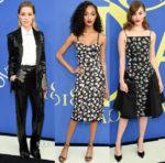 Amber Heard, Jourdan Dunn & Grace Elizabeth In Michael Kors Collection - 2018 CFDA Fashion Awards