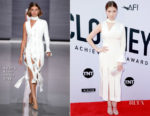 Anna Kendrick In Ralph & Russo - American Film Institute's 46th Life Achievement Award Gala Tribute to George Clooney