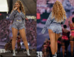 Beyonce Knowles In Ottolinger - 'On The Run II' Tour Berlin