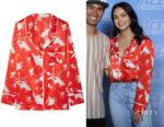 Camila Mendes' Alice + Olivia Keir Shirt