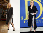 Cate Blanchett In Monse - 2018 CFDA Fashion Awards