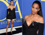 Ciara In Monse - 2018 CFDA Fashion Awards