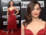 Emmy Rossum In Paule Ka - Showtime's 'Shamelesss' 100 Episode Celebration