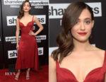 Emmy Rossum In Paule Ka - Showtime's 'Shamelesss' 100 Episode Celebration