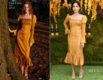 Freida Pinto In Cinq à Sept - 11th Annual Veuve Clicquot Polo Classic