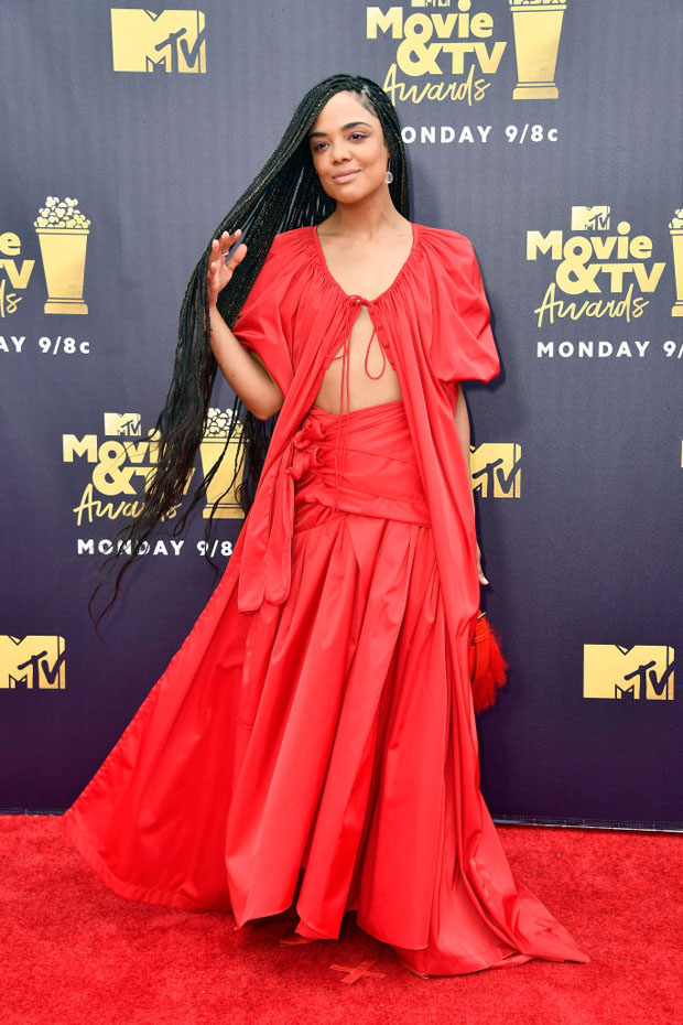 2018 Mtv Movie And Tv Awards Red Carpet Fashion Awards