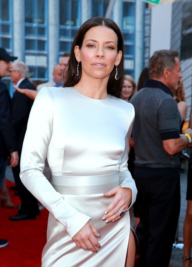 a268065e5d02b Evangeline Lilly In August Getty Atelier – 'Ant-Man And The Wasp' LA ...