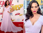 Hannah John-Kamen In Jason Wu - 'Ant-Man And The Wasp' LA Premiere