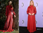Hari Nef In Gucci - 2018 Fragrance Foundation Awards