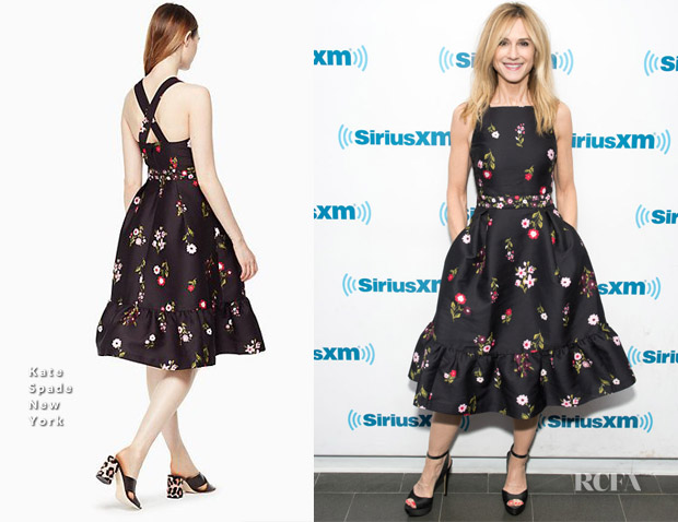 Holly Hunter In Kate Spade New York - SiriusXM