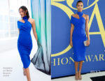 Lais Ribeiro In Cushnie et Ochs - 2018 CFDA Fashion Awards