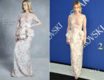 Lili Reinhart In Brock Collection - 2018 CFDA Fashion Awards
