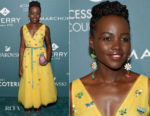 Lupita Nyong'o In Carolina Herrera - 2018 ACE Awards