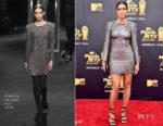 Mandy Moore In Alberta Ferretti - 2018 MTV Movie And TV Awards