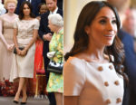 Meghan, Duchess of Sussex In Prada - Young Leaders Awards Ceremony