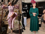 Michelle Dockery In Roland Mouret - Royal Ascot
