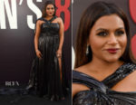 Mindy Kaling In Atelier Prabal Gurung - 'Ocean's 8' World Premiere