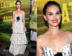 Natalie Portman In Miu Miu - 'Eating Animals' New York Screening