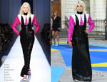 Paloma Faith In Jean Paul Gaultier Haute Couture - Royal Academy Of Arts Summer Exhibition Preview