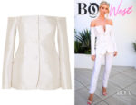 Rosie Huntington-Whiteley's Gabriela Hearst Blazer