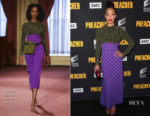Ruth Negga In Rachel Comey - Premiere Of AMC's 'Preacher' Season 3