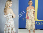Sarah Paulson In Brock Collection - 2018 CFDA Fashion Awards