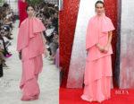 Sarah Paulson In Valentino - 'Ocean's 8' London Premiere